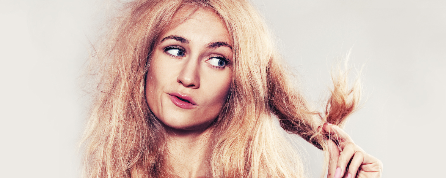 6 Common Mistakes That Damage Your Hair